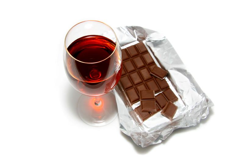 Chocolates y Vinos - Noche Tentaci�n